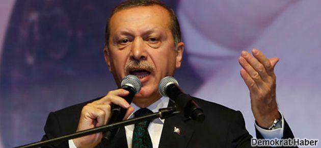 Erdoğan'dan medyaya 'niye sansür yapmadın' fırçası