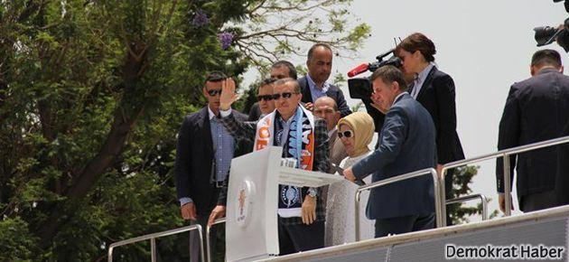Erdoğan'dan rica ve tehdit: Sabrın sonu var