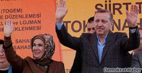 Erdoğan'dan Şırnaklı protestocuya: Ekmek bulamazsın yemeğe..