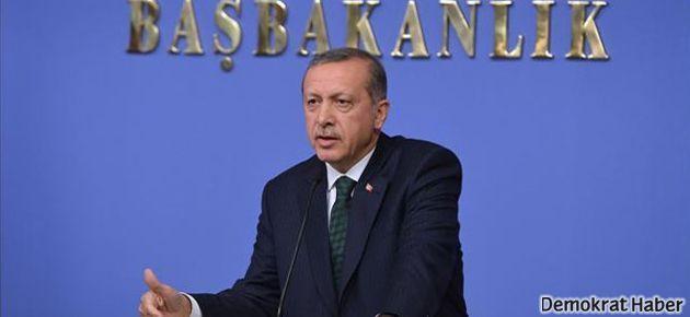 Erdoğan'dan sürpriz '1915'  mesajı geldi
