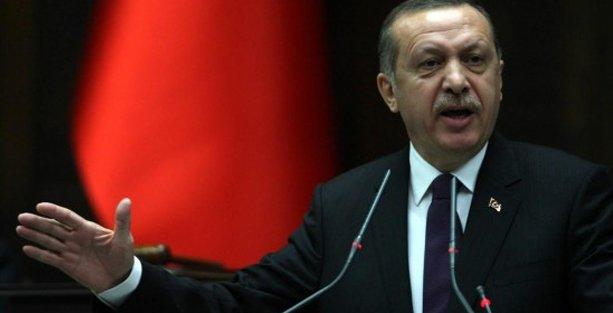 Erdoğan'dan TÜSİAD'a: Muhatap değilsem daha da gelmem!
