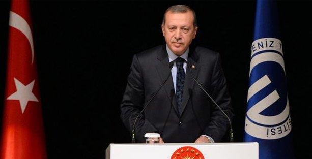 Erdoğan'dan 'vur emri' gibi açıklama: Polis sadece kalkan mı tutacak?