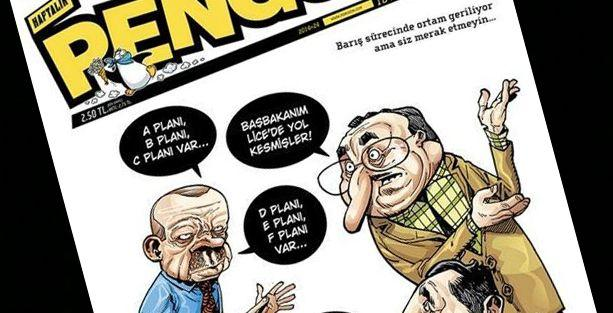 Erdoğan'ın B ve C planları Penguen'de