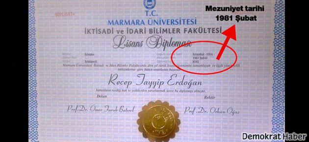Erdoğan'ın diplomasıyla ilgili yeni iddia