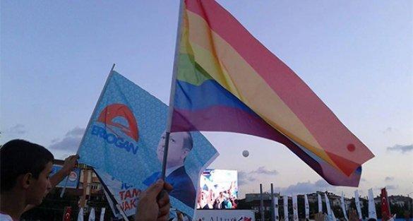 Erdoğan'ın 'Eşcinsel Davasında' beraat