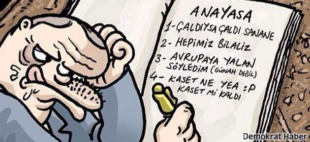 Erdoğan'ın kafasındaki anayasa Uykusuz'da!