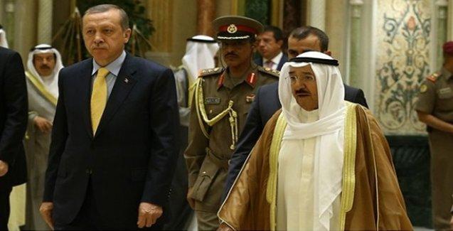 Erdoğan'ın Kuveyt ziyaretinde Ermenistan ve Kıbrıs krizi