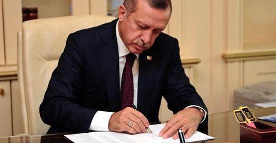 Erdoğan'ın makam odası 330 bin liraya yenilendi!
