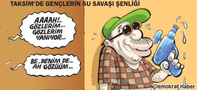 Erdoğan'ın 'plaj keyfi' LeMan'ın kapağında
