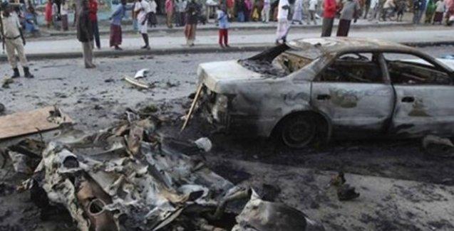 Erdoğan'ın Somali ziyareti öncesi Türk heyetine bombalı saldırı