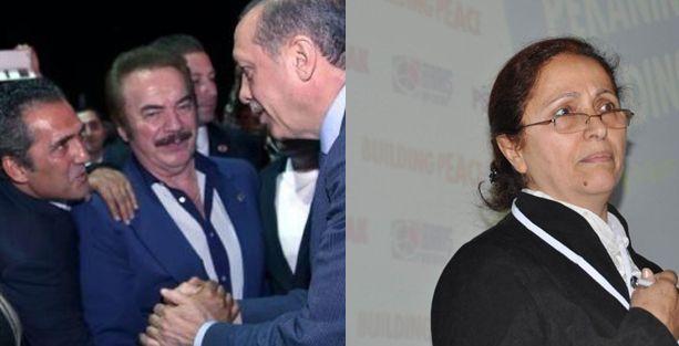 Erdoğan'ın ünlüleri, Demirtaş'ın ünlüleri