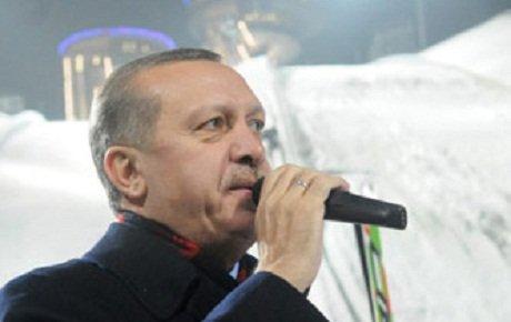 """Erdoğan'la """"icraatın içinden""""..."""