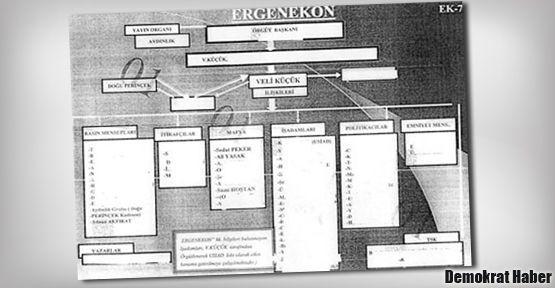 Ergenekon'un 1 numarası MHP milletvekiliymiş
