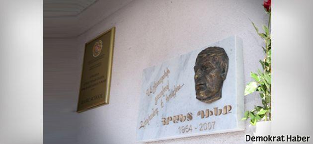 Erivan N.44 Okulu Hrant Dink'in adıyla anılacak
