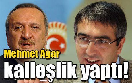 Erkan Mumcu: Mehmet Ağar kalleşlik yaptı!