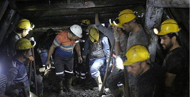 37 gün sonra Ermenek'te 5 işçinin cansız bedenine ulaşıldı