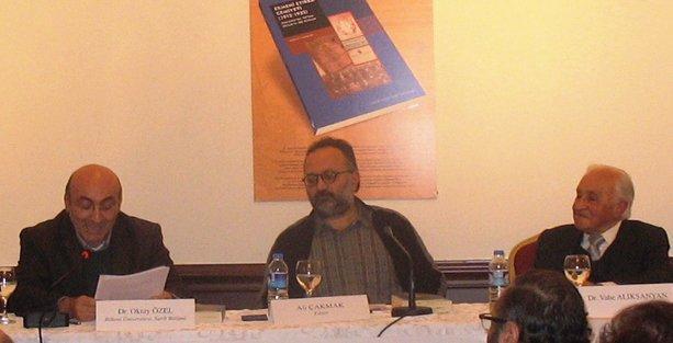 Ermeni Etıbba Cemiyeti bu kitapta ele alınıyor