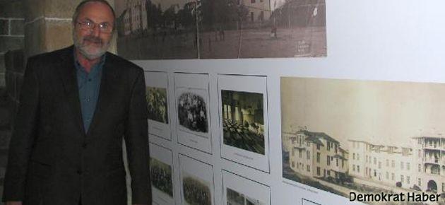 Ermeni fotoğrafçılar sergisi açıldı