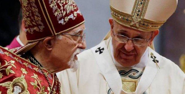 Ermeni Katoliklerin dini önderi hayatını kaybetti