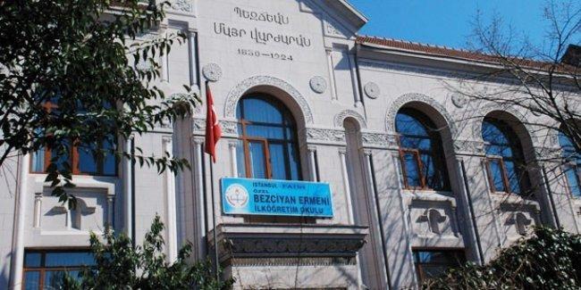 Ermeni okulları bugün tatil
