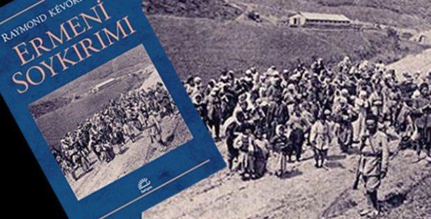Ermeni Soykırımı'nın en kapsamlı kitabı Türkçede