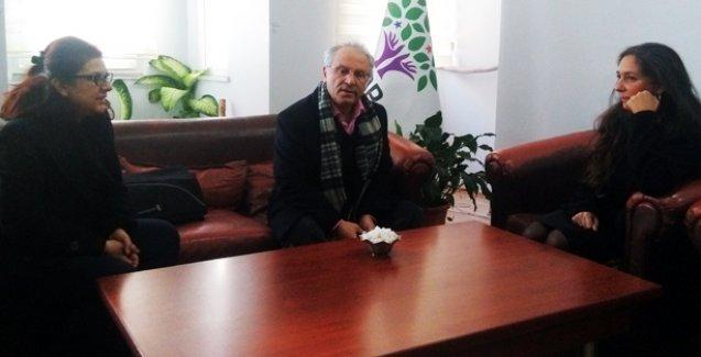Ermeniler HDP'den 1 kadın ve 1 erkek Ermeni aday göstermesini istiyor