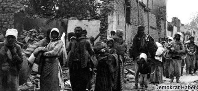 'Ermenileri bu hale getirenlerden Türkler de davacı olmalı'