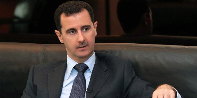 Esad'dan Kerry'ye: Atılacak adımlara bakarız, sonra karar veririz