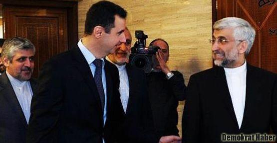 Esad İsrail saldırısı için konuştu