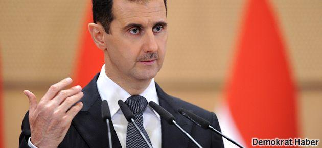 Esad: Suriye'de ordu üstünlüğü sağladı