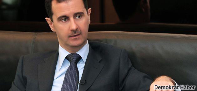 Esad: Suudi Arabistan ve Türkiye'ye baskı yapılmalı