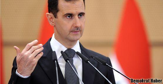 Esad: Türkiye sınırından askerlerimizi çektik