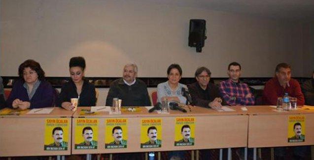 'Eşit koşullarda müzakere için Öcalan özgür olmalı'
