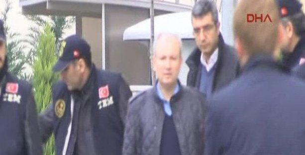 Eski emniyet müdürü gözaltına alındı