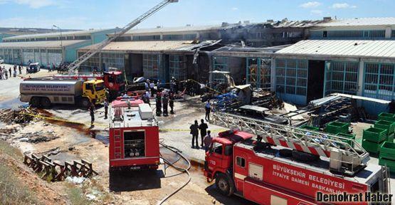 Eskişehir'de patlama: 4 işçi öldü
