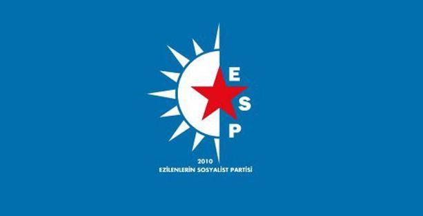 ESP, Mustafa Ceylan'ın vurulmasından Halk Cephesi'ni sorumlu tuttu