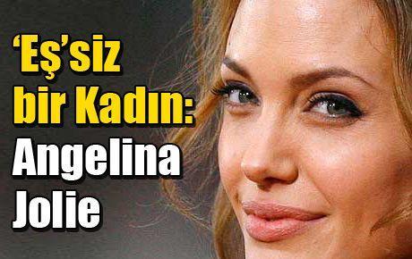 'Eş'siz bir Kadın: Angelina Jolie