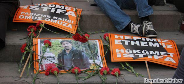 Sarısülük'ün cenazesini bekleyenlere polis saldırdı