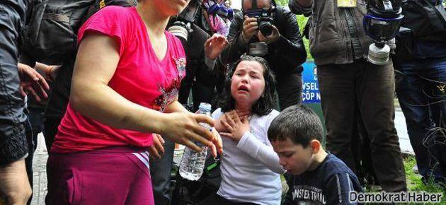 Evlerindeki çocuklar bile gaza boğuldu!