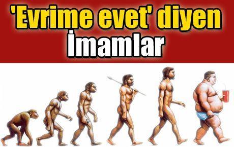 'Evrime evet' diyen İmamlar