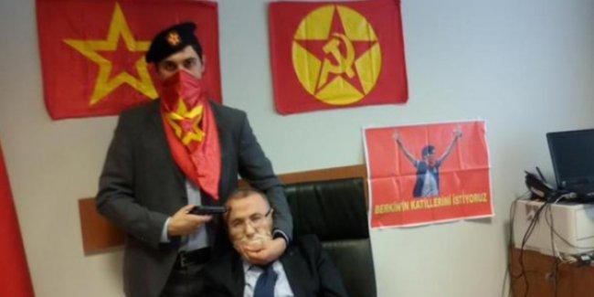 Eylemciler Sami Elvan'la Med Nuçe canlı yayınında konuştu