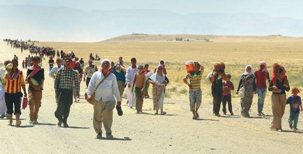 Ezidi parlamenter: Şengal dağındaki Ezidilerin bir ya da iki günü kaldı