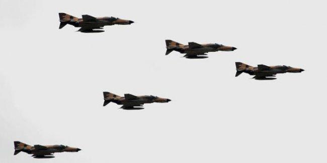 F-4 savaş uçakları neden düşüyor?