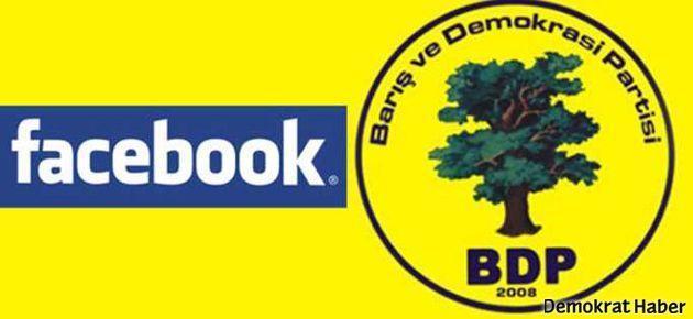 Facebook BDP sansüründe geri adım attı