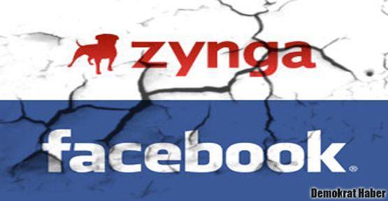 Facebook, Zynga'yı gözden çıkardı