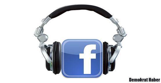 Facebook'ta müzik paylaşana 50 bin lira ceza!