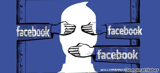 'Facebook'taki sansürü hükümet mi organize ediyor?'