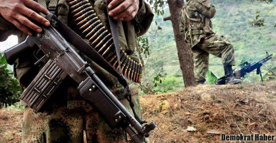 FARC ile ordu arasında çatışma: 11 ölü