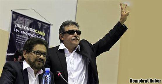 FARC-Kolombiya görüşmeleri 'gayet iyi' yolda