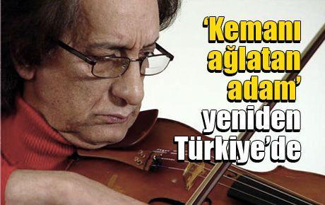 Farid Farjad yeniden Türkiye'de